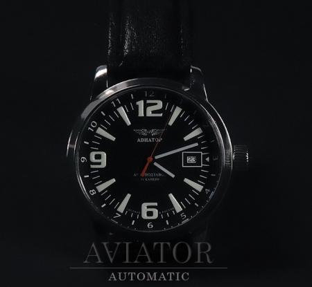 Aviator Automatic 2416B - foto by Krzysztof Jot